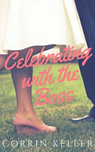 Celebrating with the boss - Cover trial 2